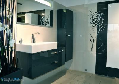 Meuble et vasque design