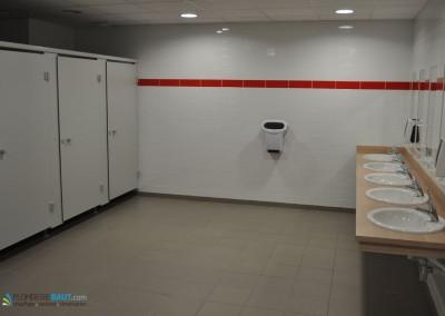 Toilettes du Cèdre